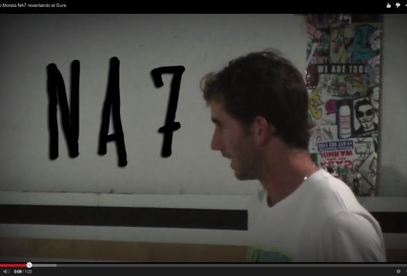 Ignacio Morata NA7 reventando el Gure
