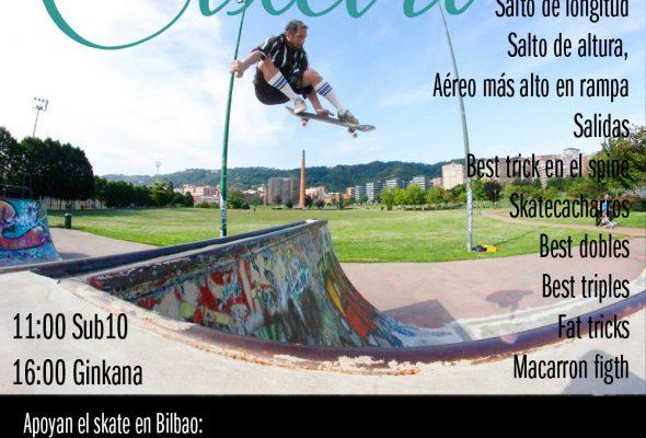 Etxeba Skate contest