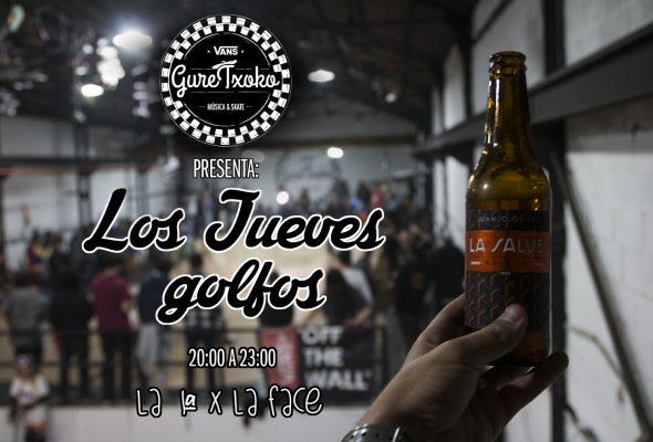 LOS JUEVES GOLFOS