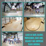 skate navidad intensivos skate cursos skate cursillos skate skate bilbao skate iniciacion aprender skate