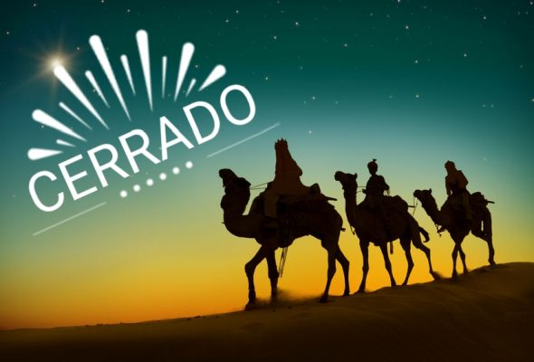CERRADO POR REYES
